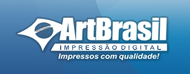 Logotipo ArtBrasil Digital