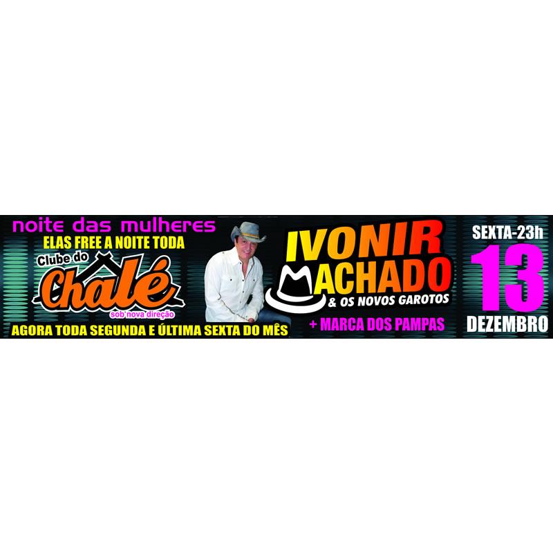 Clube Chalé - Ivonir Machado